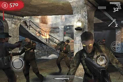 Call Of Duty World At War Zombies App