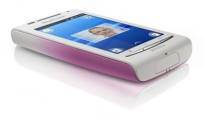 The Sony Ericsson Xperia X8 runs on the Android platform (version 1.6 ...