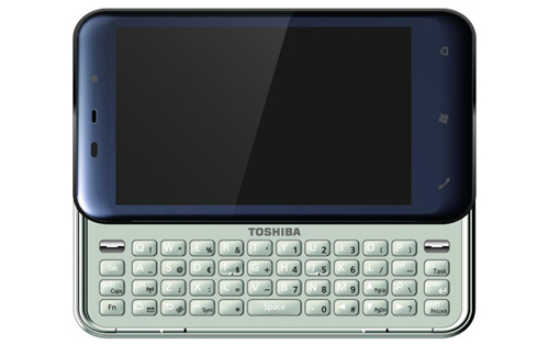 Toshiba Announce Two New Mobiles