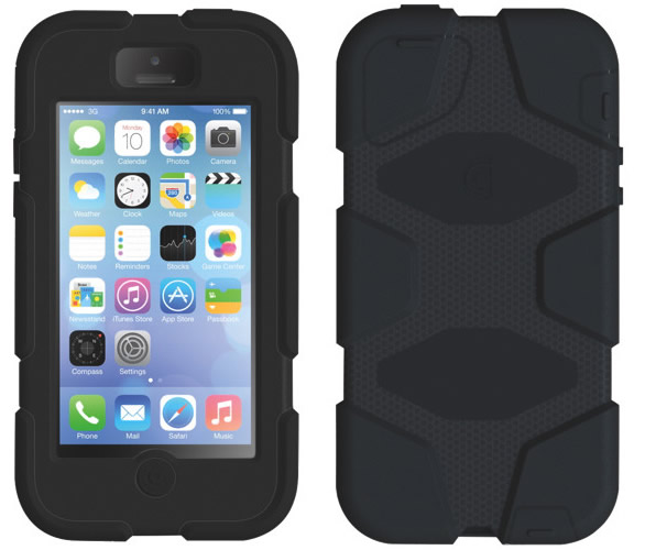 Griffin Survivor Case iPhone 5C