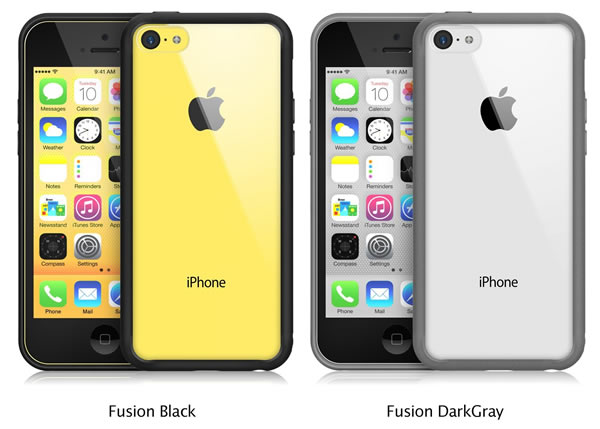 Ringe Fusion iPhone 5C case