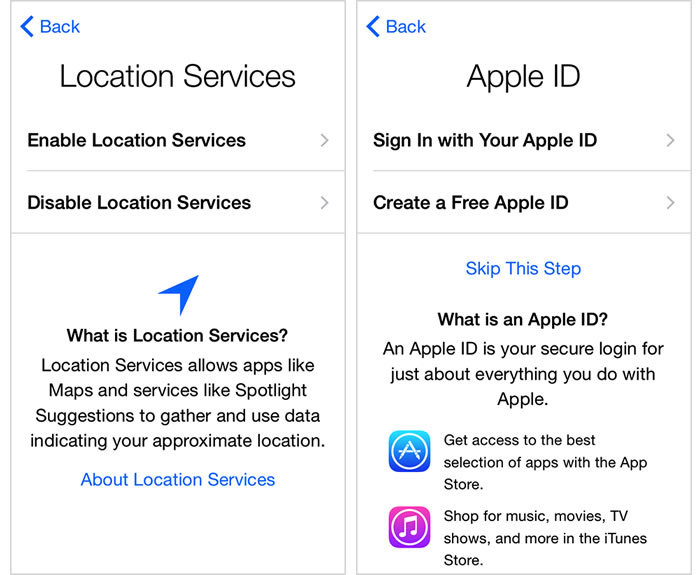 How To Create Apple Id In Iphone 3g Without Credit Card The