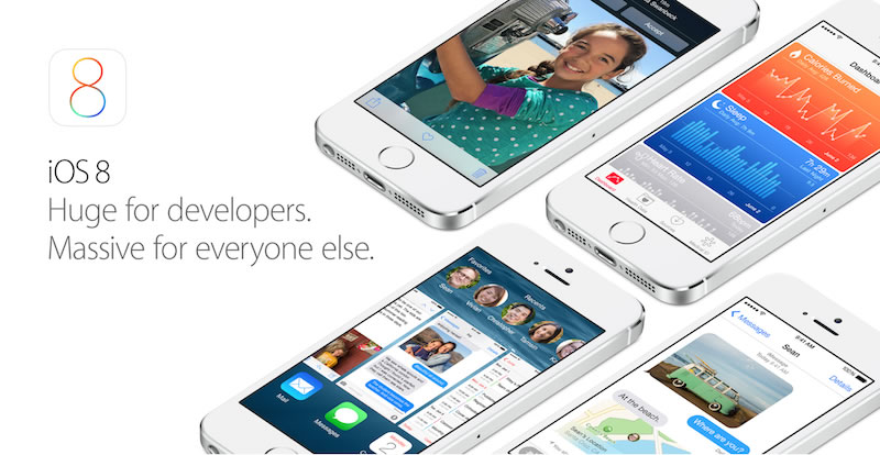 Apple iOS 8 Photo1