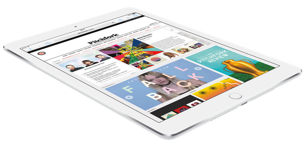 Apple iPad Air 2 Review  Photo 1