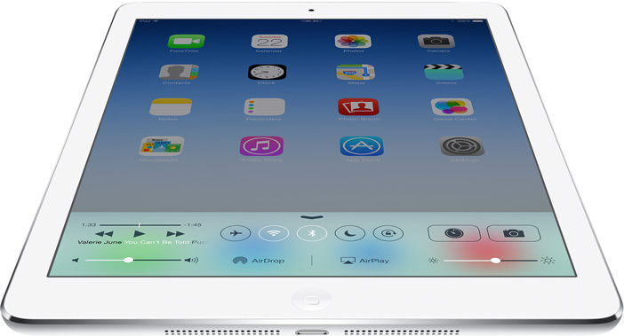 Apple iPad Air Design