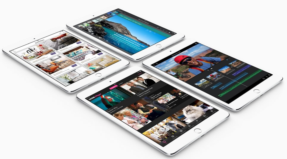 Display - iPad Mini 3 Review