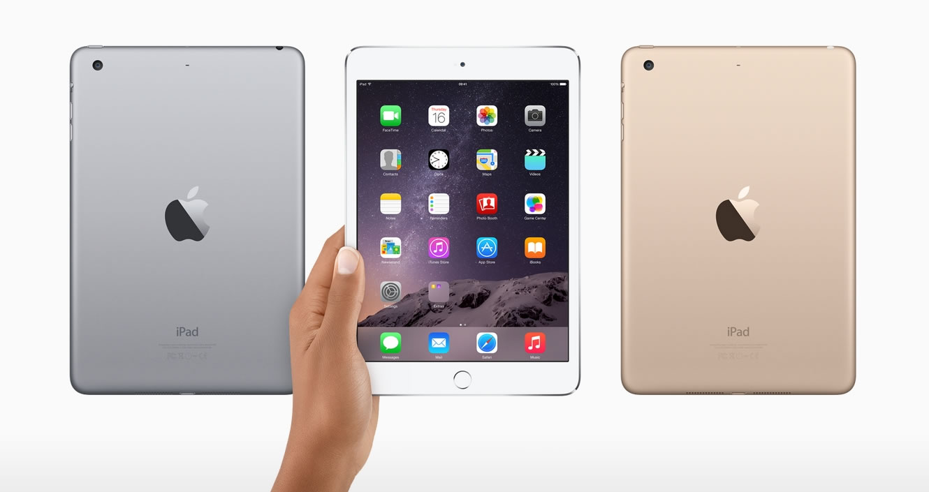 Apple iPad Mini 3 Review