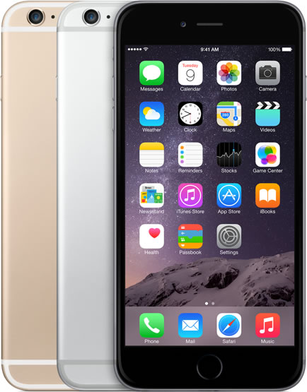 Apple iPhone 6 Plus - Best Camera Phones
