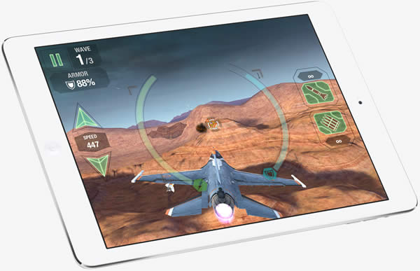 iPad Air Gaming