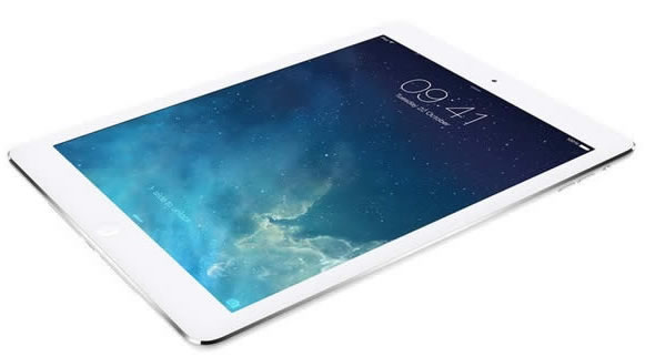 Apple iPad Air Display