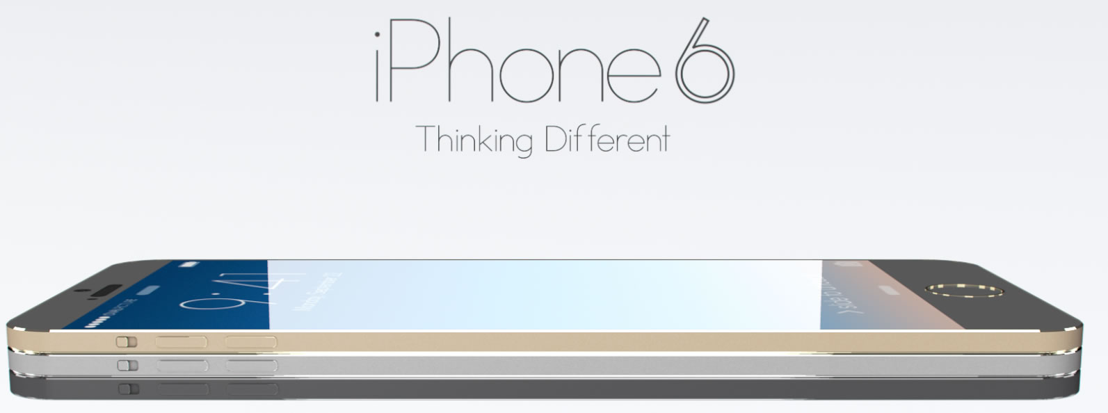 iPhone 6 Concept Photo 2