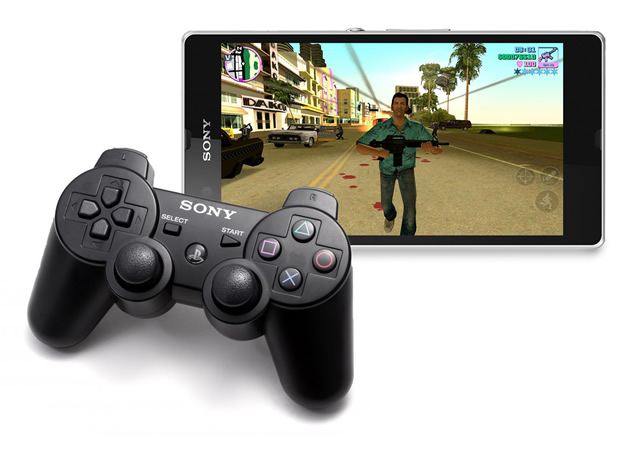 Xperia Mobile Gaming