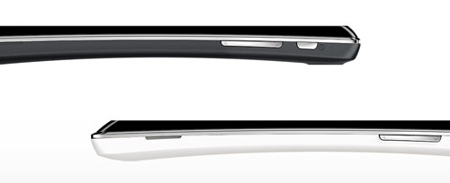 Xperia J Curved Design