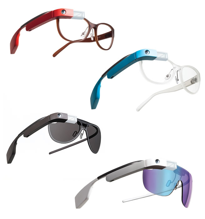Google Glass New Collection
