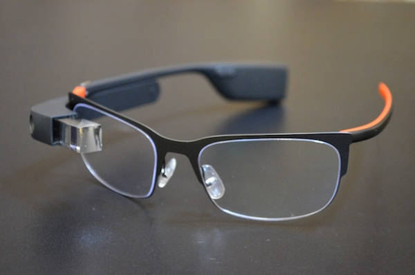 Google Glass Photo 1