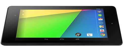 Google Nexus 7 - Best Android Tablets