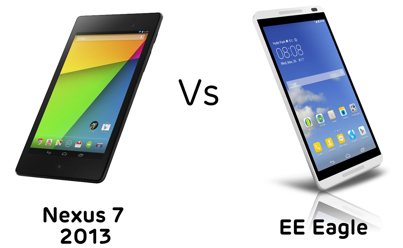 Nexus 7 vs EE Eagle
