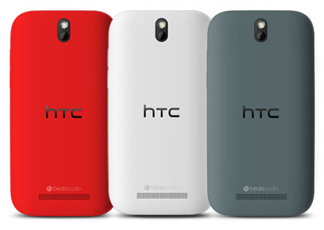 HTC One SV Colours