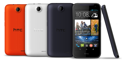 HTC Desire 310 - Colour range