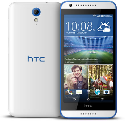 HTC Desire 620 - Best Cheap 4G Phones