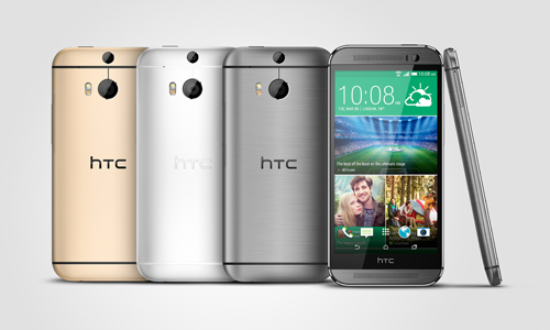 HTC One M8 - All colours