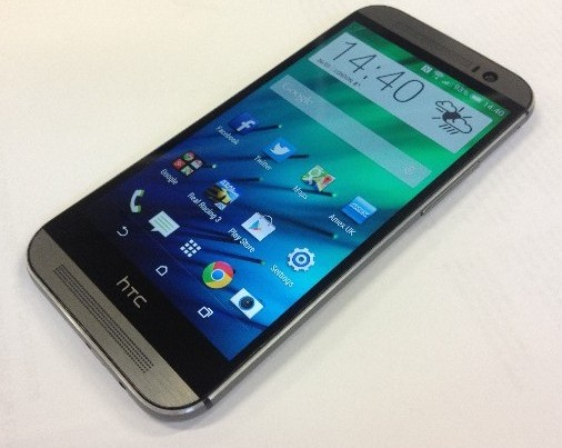 HTC One M8 Review Photo 1