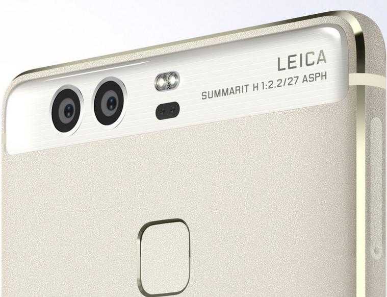 Huawei P9 announced with powerful dual-lens camera