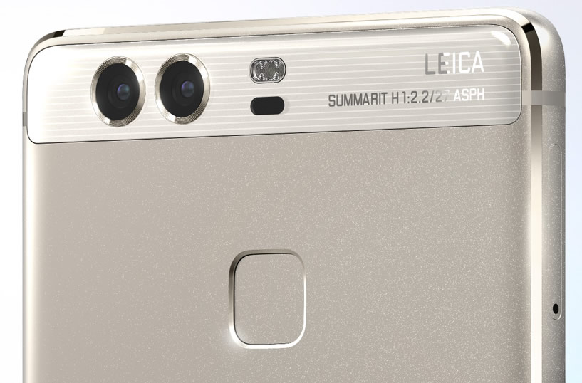 Huawei P9 on Three