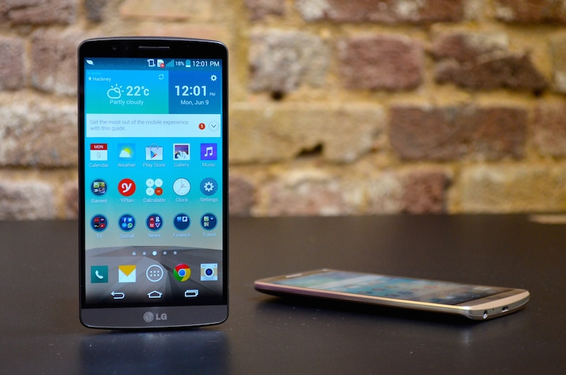 LG G3 Review Photo 1