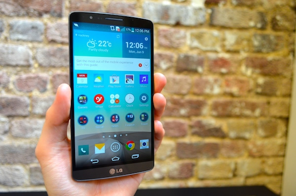 LG G3 Review Photo 2