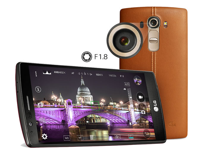 LG G4 - Best Camera Phones