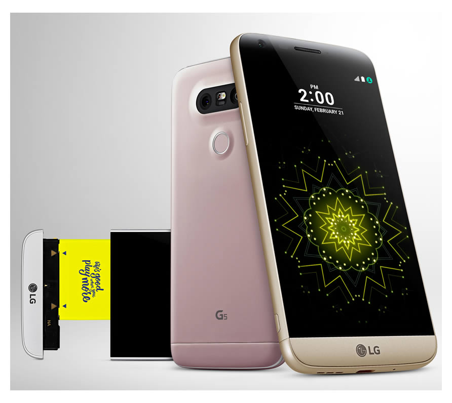 LG G5 release date, news and features