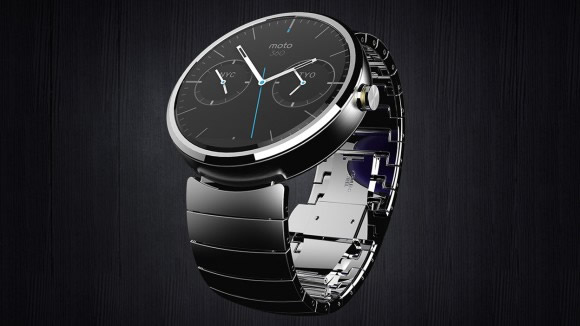 Moto 360 - Best Android Smartwatches