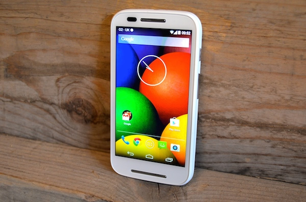 Moto E Review Photo 1
