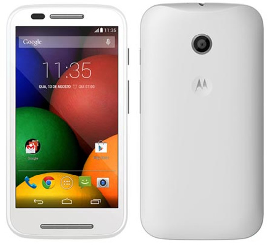 Best Cheap Smartphones - Moto E