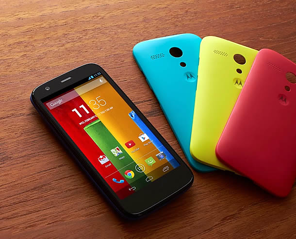 Best Cheap Smartphones - Moto G