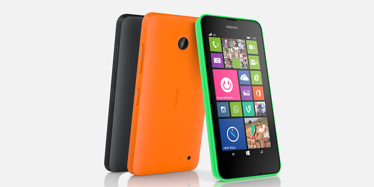 Super-cheap Nokia Lumia 630 arriving on 29th May