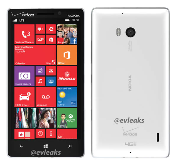 Flagship Nokia Lumia 929 Icon is gunning for Apple's iPhone 5S