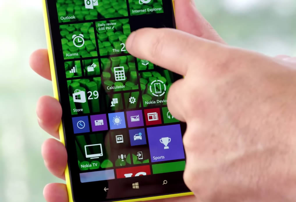 Lumia Cyan Hands-On