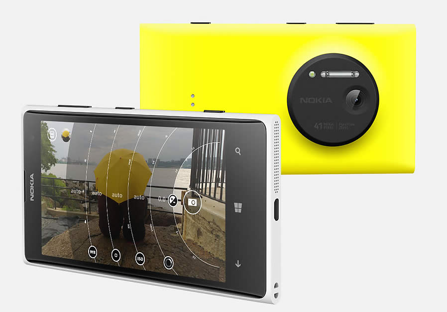 Nokia Lumia 1020 - Best camera phones