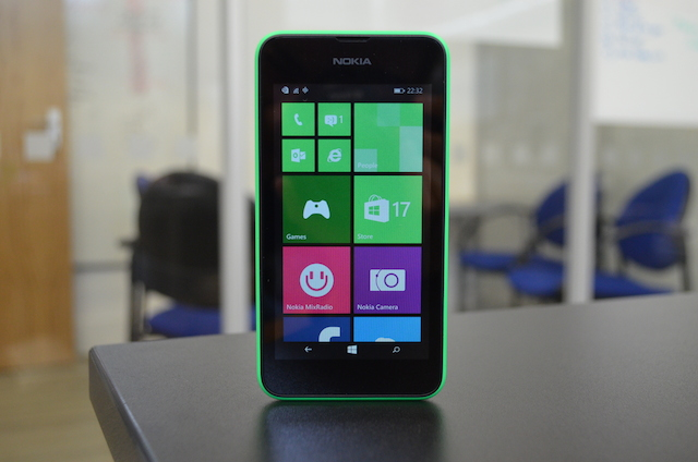 Nokia Lumia 530 Review - Display