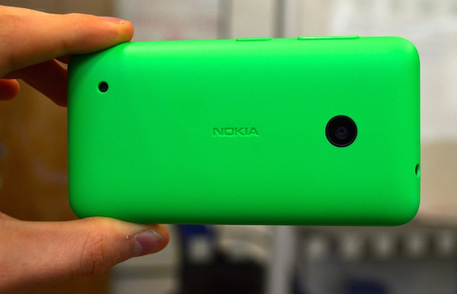 Nokia Lumia 530 Review - Camera