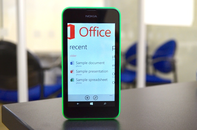 Nokia Lumia 530 Review - Software