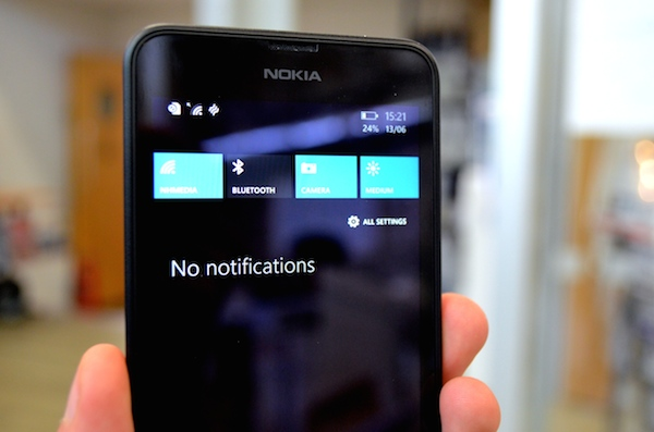 Nokia Lumia 630 Review Photo 4