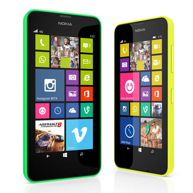 Nokia Lumia 630 is just weeks away from a UK launch