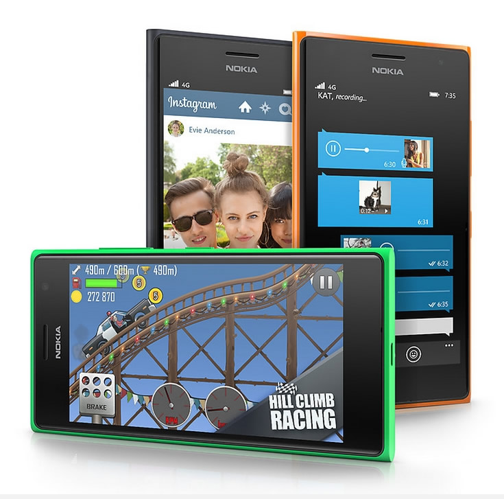 Best Cheap Smartphones - Nokia Lumia 735