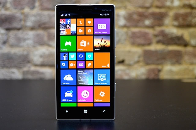 Nokia Lumia 930 Review Photo 1