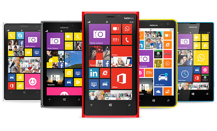 Nokia Lumia Black