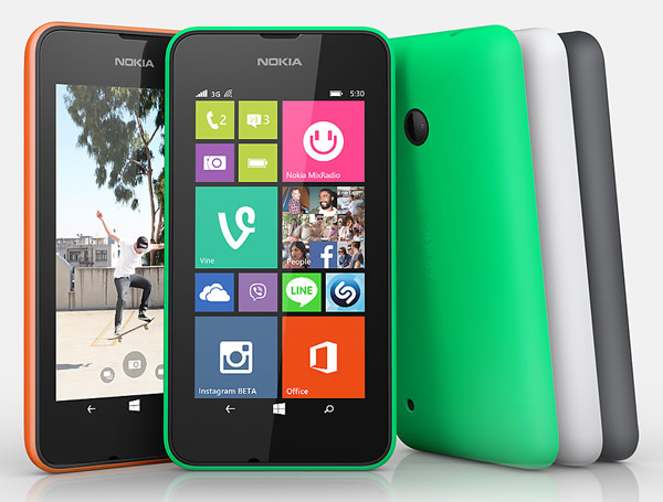 Nokia Lumia 530 - Release date, price and specs