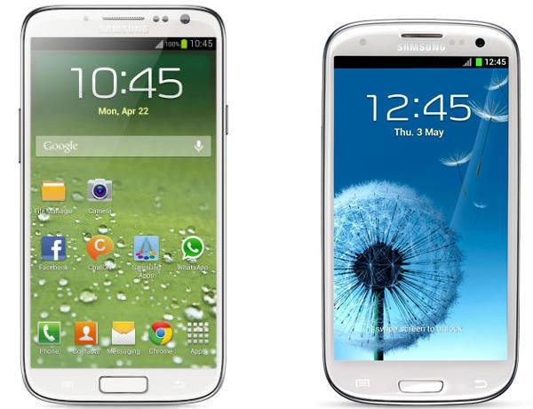 Samsung Galaxy S4 Press Image